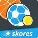 Download Skores - Live Soccer Scores V2.1.7:       Here we provide Skores – Live Soccer Scores V 2.1.7 for Android 4.4++ ★★★★★Discover SKORES, the most achieve sports app with easy to follow scores live!★★★★★ New Name, New Icon, New App, but still the BEST LIVE SCORE APP with which to follow your favorite sports! LIVE RESULTSSupport...  #Apps #androidgame #SKORESLivescore  #Sports http://apkbot.com/apps/skores-live-soccer-scores-v2-1-7-2.html