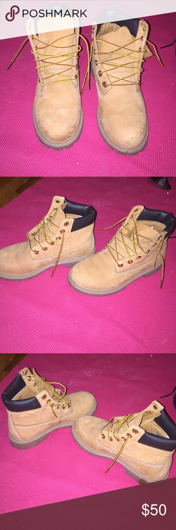 Timberland classic boots Timberland classic boots size 5.5 Timberland Shoes Winter & Rain Boots
