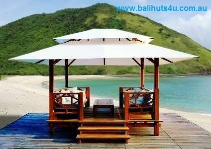 Bali Hut- for my dream home on the beach