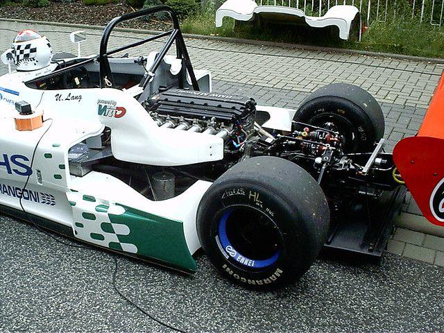 race car osella
