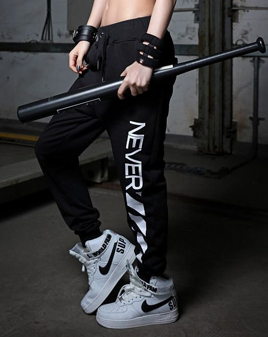 2016 New fashion Brand street skateboard Sweatpants Costumes female performance wear trousers Harem Hip Hop Dance Pants ** AliExpress Affiliate's Pin. Click the image to view the details