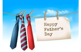 happy fathers day...