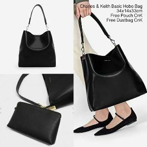 Tas Fashion Wanita Hobo Bag