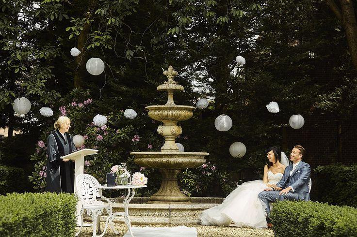 Bruiloft Danique & Rens  Weddingplanner: Prachtige Plannen weddings & events Fotografie: David Lamboo Locatie: Villa de Vier Jaargetijden