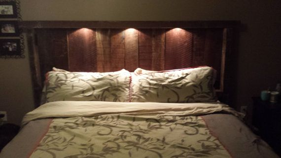 Reclaimed Wood Headboard With Lights And Recepticles On. Charging Station Furniture. Library Desk. Arizona Painting Company. Armoires And Wardrobes. Masland Carpet. Dining Table Centerpieces. Pretty Girl Curves. Eames Chair