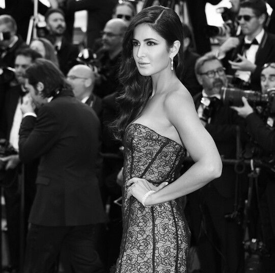Katrina Kaif in Cannes 2015