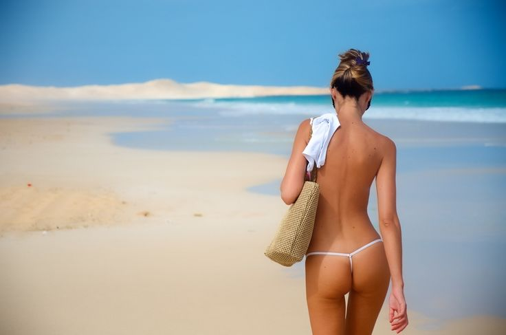 sexy thongs nude beach