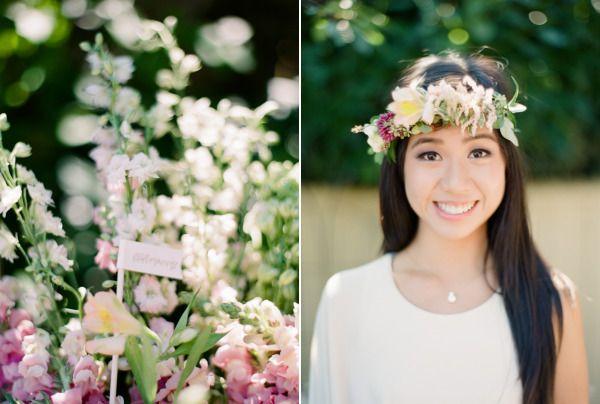 Backyard Garden Bridal Shower – Style Me Pretty