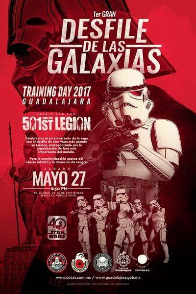 Guadalajara tendrá el primer desfile de Star Wars – Zona Guadalajara