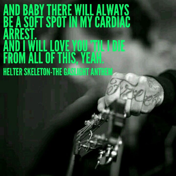 638 best The Gaslight Anthem and Lyrics from my favorite songs ...