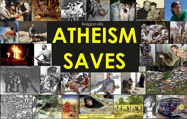 atheism saves