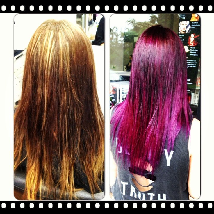 Before and after -- by me xx