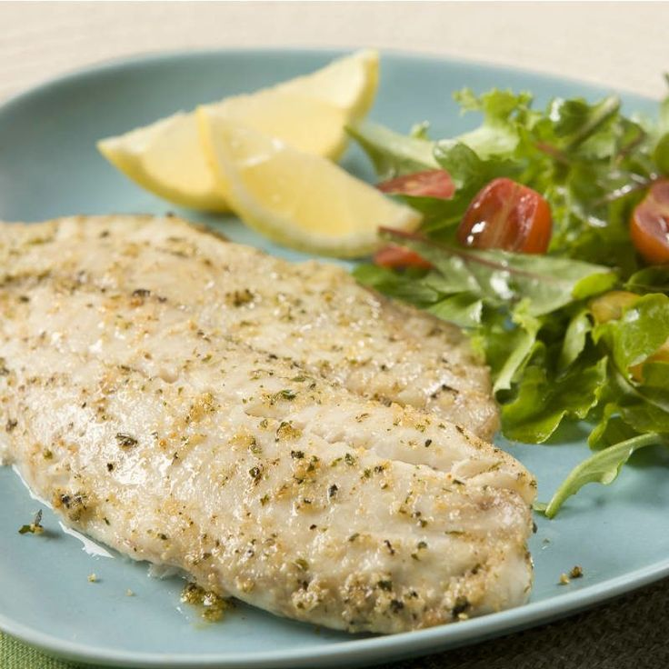Garlic marinade for fish for Fish seasoning recipe