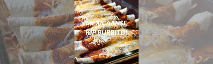 Mexicaanse Burritos. Burritos kun je op heel veel verschillende manieren bereiden. Wij hebben een heerlijke variant voor jou die zeker in jouw schema past.