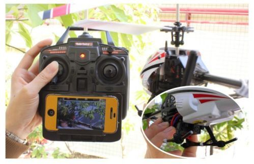Remote Control Helicopter With Camera Iphone Helicopter Video Photo...