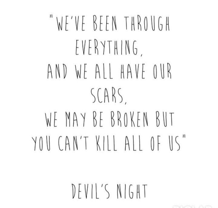 281 best motionless in white images on pinterest lyrics music motionless in white devils night stopboris Image collections
