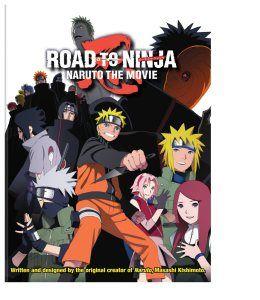 Naruto Shippuden (Movie 6) Road to Ninja (DVD) http://thenarutozone.com/entertainment/movies/