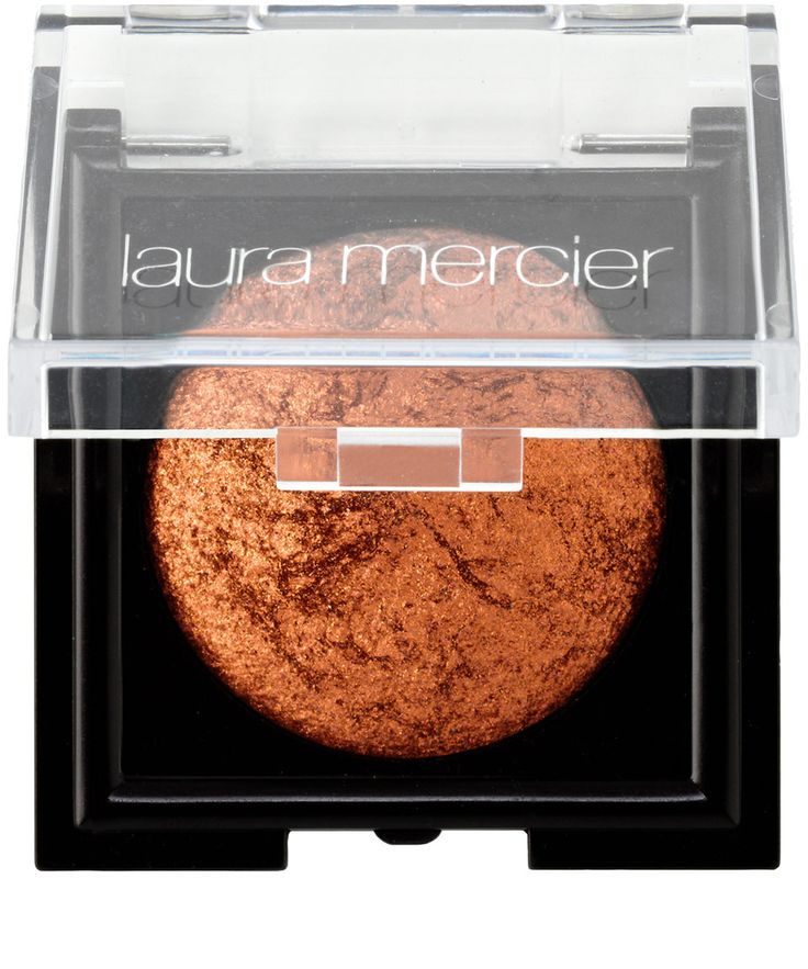 Laura Mercier Baked Eyeshadow in Terracotta | Make-up by Laura Mercier | Liberty.co.uk