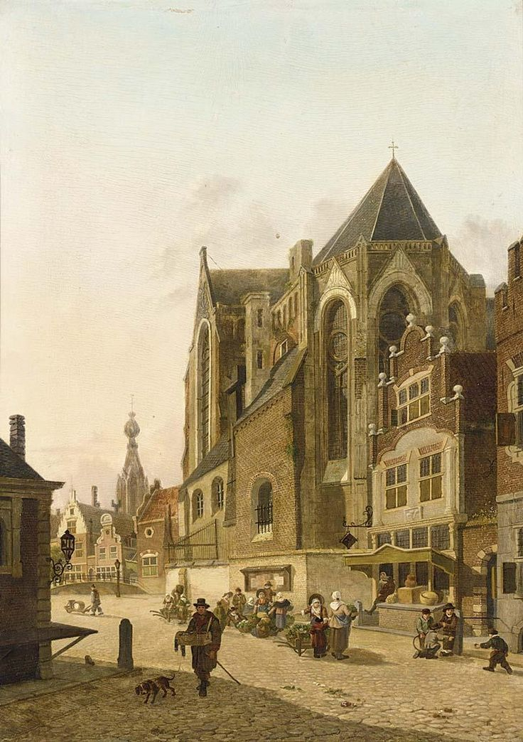 JAN HENDRIK VERHEIJEN DUTCH, 1778-1846