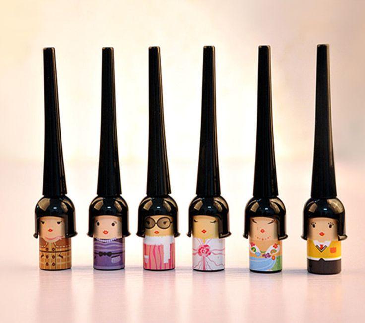 Focallure NOUVEAU Femmes Soins Oculaires De Beauté Mignon Noir Étanche Liquid Eye Liner Pen Maquillage Cosmétique M01147