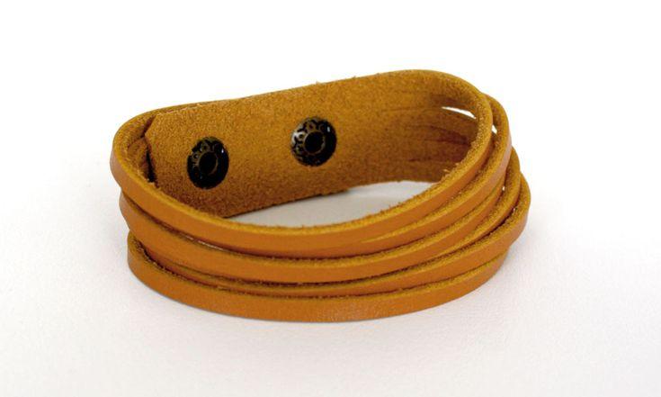 Komodo Leather Strap