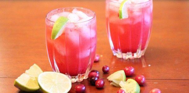 Cranberry Vodka Spritzer (7)