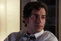 Zachary Levi aka Chuck Bartowski.  I can't watch this without smiling. :)