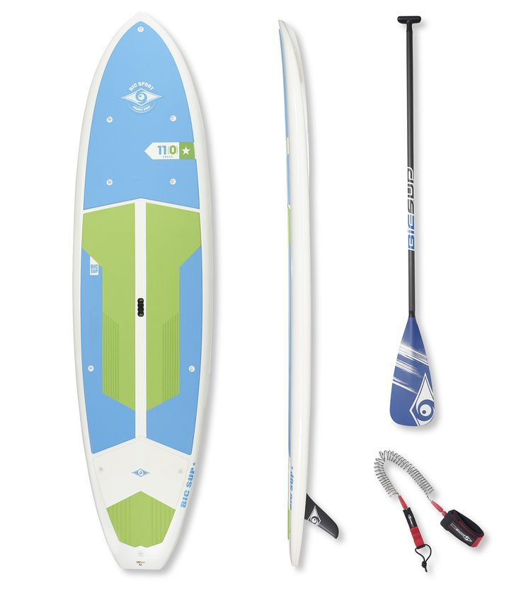 Bic Ace-Tec Performer Cross Adventure Stand Up Paddle Board Package