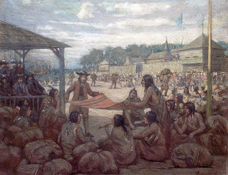 For nearly 250 years, from the early 17th to the mid-19th centuries, the fur trade was a vast commercial enterprise across the wild, forested expanse of what is now Canada.