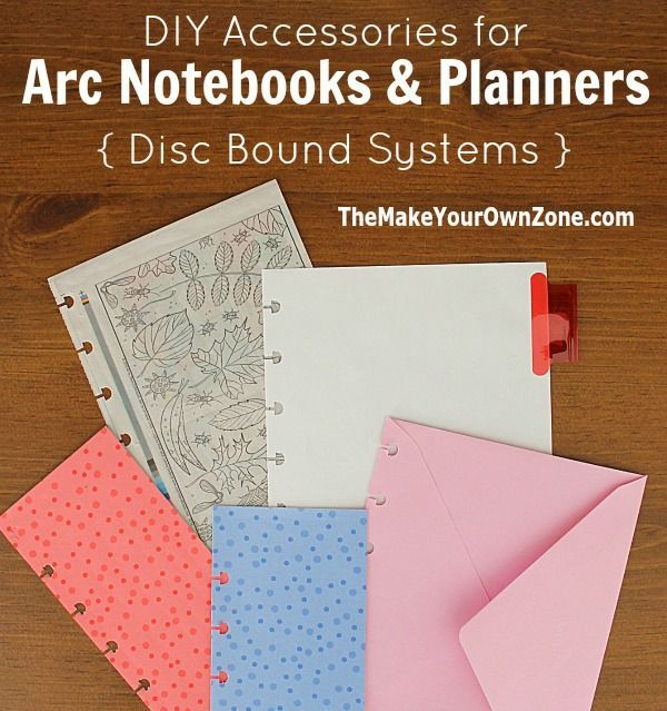 Best 25 Diy Wedding Planner Ideas On Pinterest: 25+ Best Ideas About Arc Notebook On Pinterest