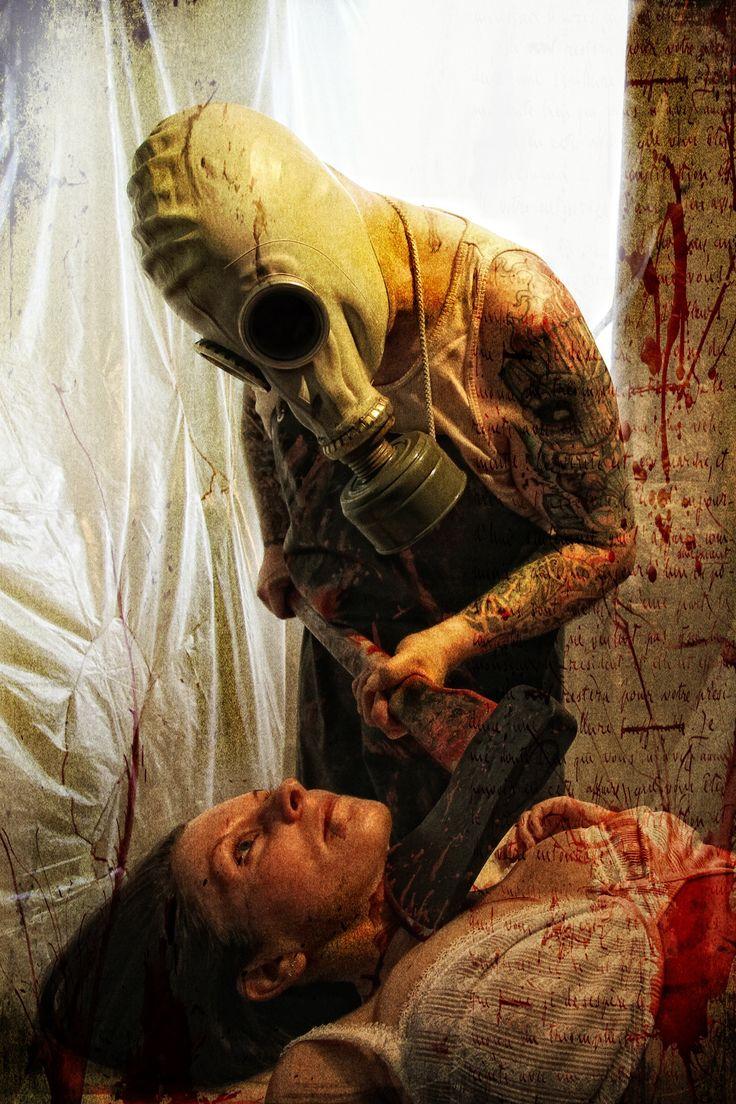 Best 25+ Gas masks ideas on Pinterest | Apocalypse character, Art ...