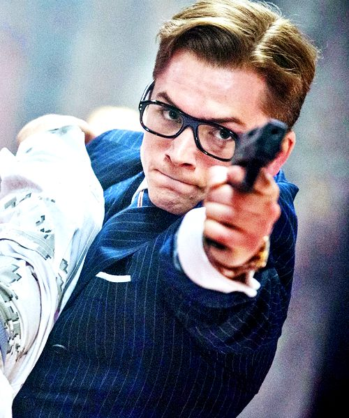 Gary 'Eggsy' Unwin has been through so much at such a young age. He had to do everything he can to provide for his mum and little sister. He had to sit through the abuse from Dean. And try to survive in the neighbourhood. As he trained in Kingman, he believe in what is right and went in against the army of soldiers.