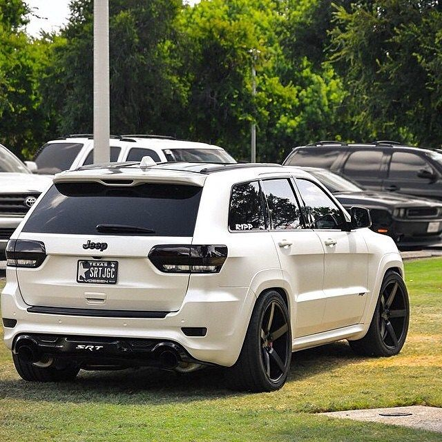 2014 Jeep SRT White | Fashion And Cars