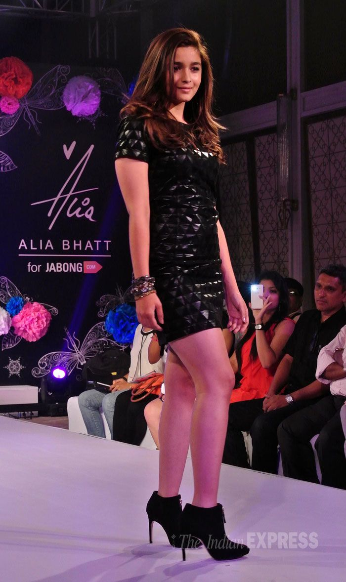 Alia Bhatt turns designer with her brand 'Alia' for Jabong.