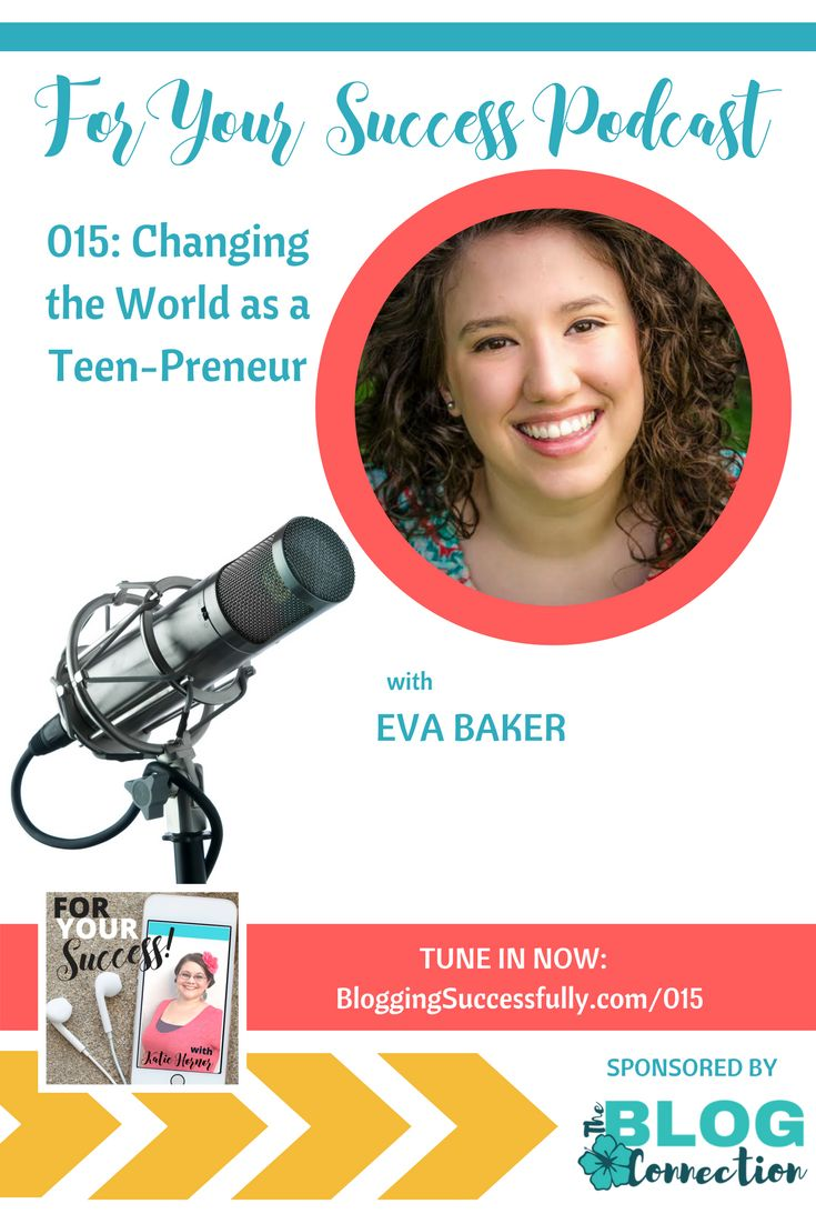 In 2013, at sixteen years old, Eva Baker, founder of The Teenpreneur Conference,started a personal finance website for teenagers called Teens Got Cents. She talks about shopping smart, getting a great part time job, saving money, going to college debt free, and features DIY projects that are affordable for teens. Today's sponsor is The Blog …