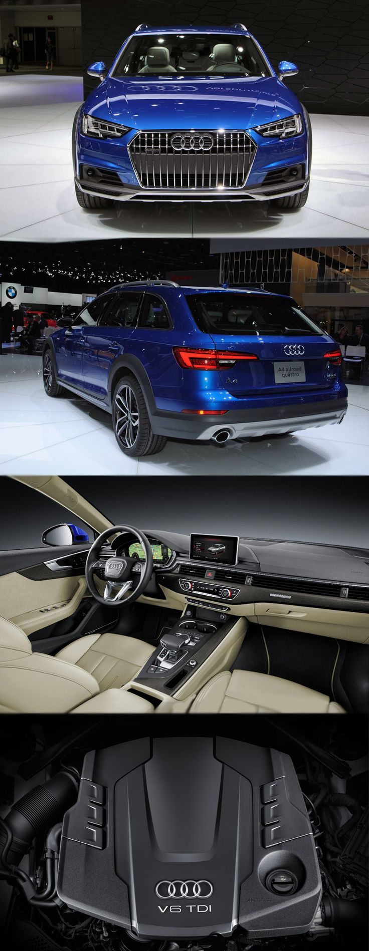 Meet the Off-Roading Cousin of A4 Avant! It's Audi A4 Allroad Get more details at: http://www.globalengines.co.uk/blog/meet-off-roading-cousin-a4-avant-audi-a4-allroad/