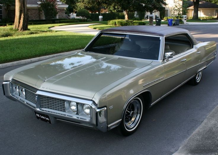 1969 Buick Electra 225 | MJC Classic Cars | Pristine Classic Cars For Sale – Loc…