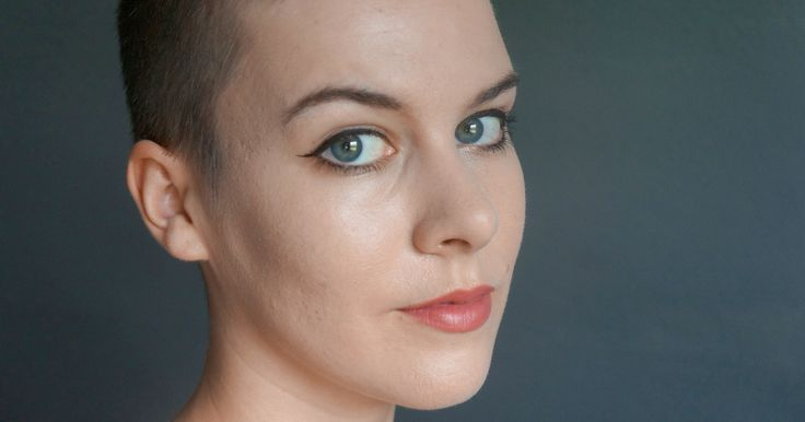 Tips to grow out a buzz cut to a pixie for women