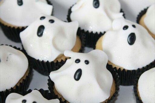 Yummy ghosts. Oooooo