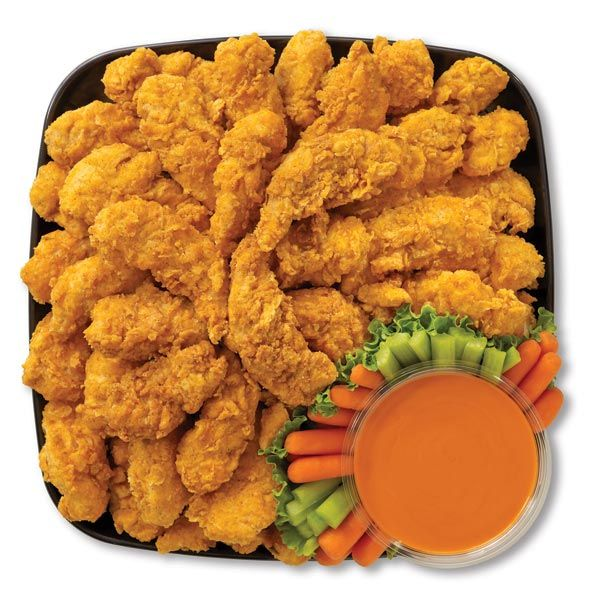 Fast Food Chicken Tenders Calories