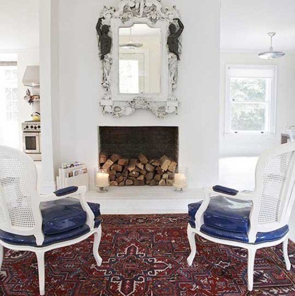 Non working fireplace decorating ideas - Decorate non working fireplace ...