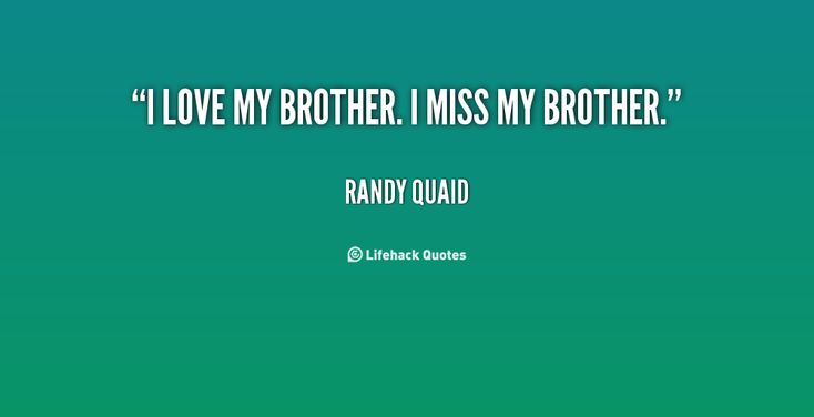 15+ Best Ideas About I Love My Brother On Pinterest
