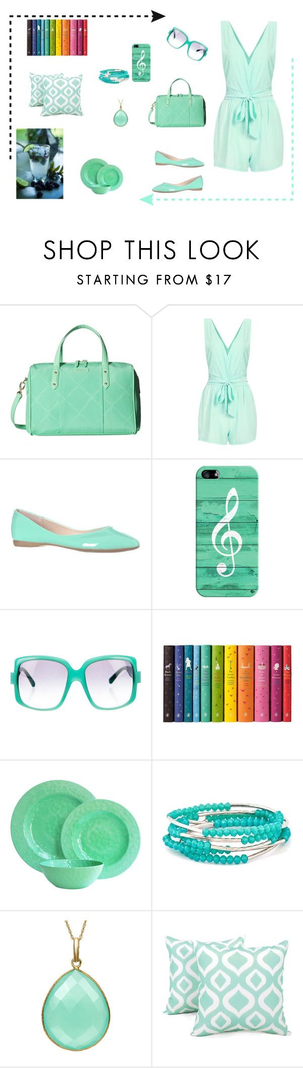 """Light Blue theme"" by anja264 ❤ liked on Polyvore featuring Vera Bradley, Casetify, Christian Dior, Jay Import, Disney, Chrysalis and Arlee Home Fashions"