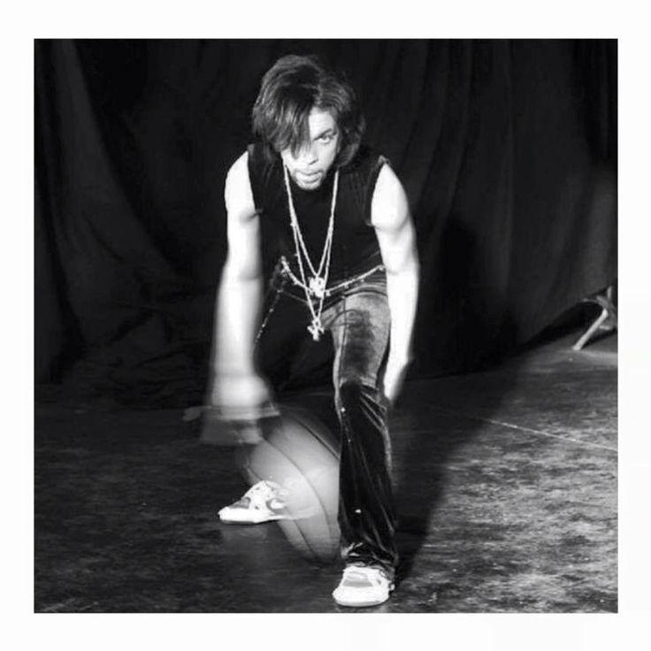 Prince ... Basketball