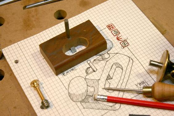 Small router plane tutorial blog - by mafe @ LumberJocks.com ~ woodworking community