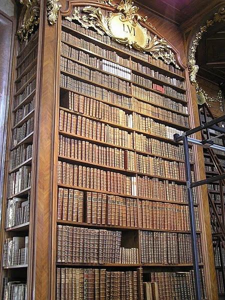 Prunksaal, library in Vienna, Austria