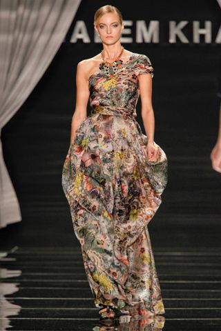 Naeem Khan.: Naeem Khan, Fashion Weeks, Spring Summer, Khan Spring, New York Fashion, 2012 Readytowear, Spring 2012, 2012 Rtw, Haute Couture