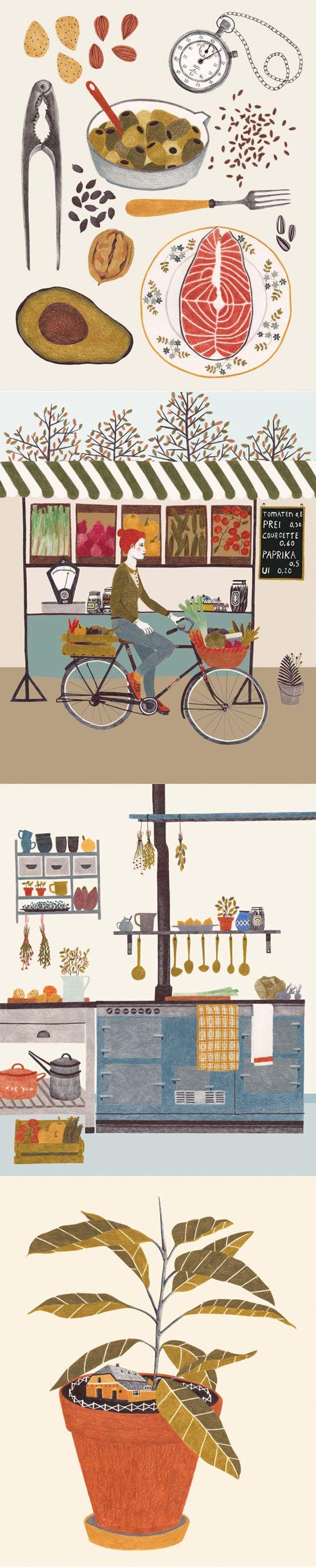 Lieke van der Vorst - check it out here: http://www.artisticmoods.com/art-print-by-lieke-van-der-vorst/