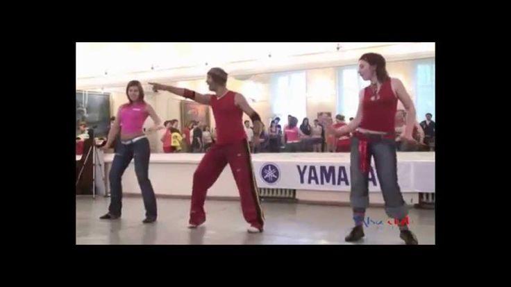 Jorge Camaguey & Tatiana Kondrashova. Timba & Despelote, part  20 Хорхе ...