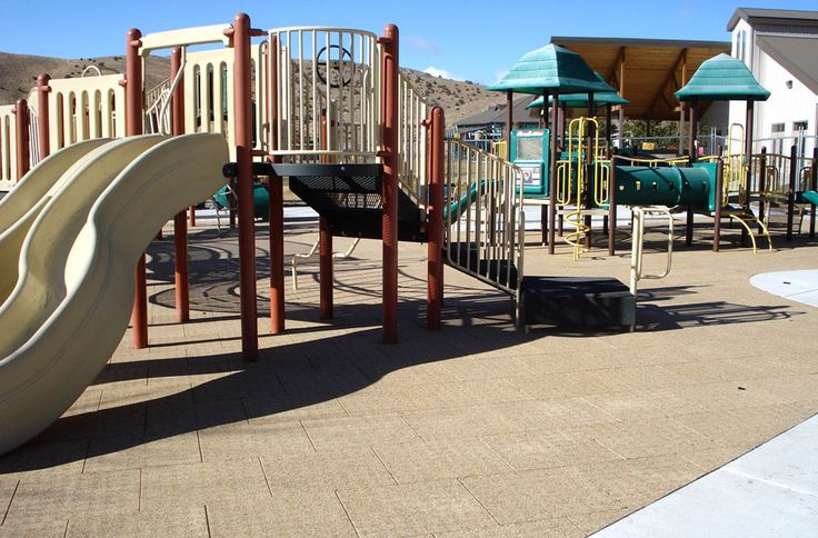 1000 images about playground ideas on pinterest jungle for Commercial grade flooring options